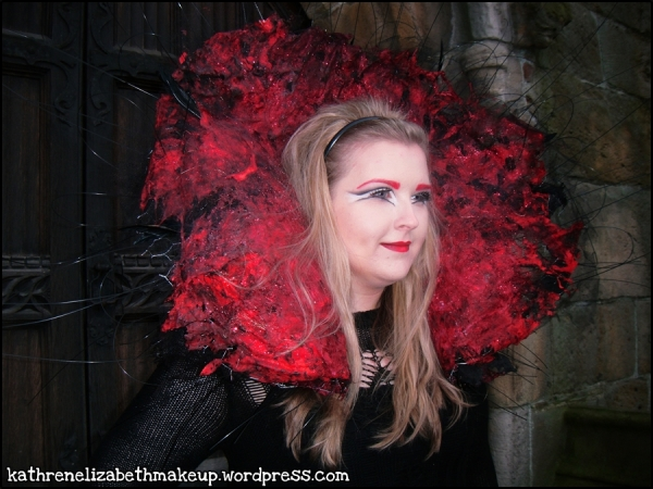 Gothic fashion piece